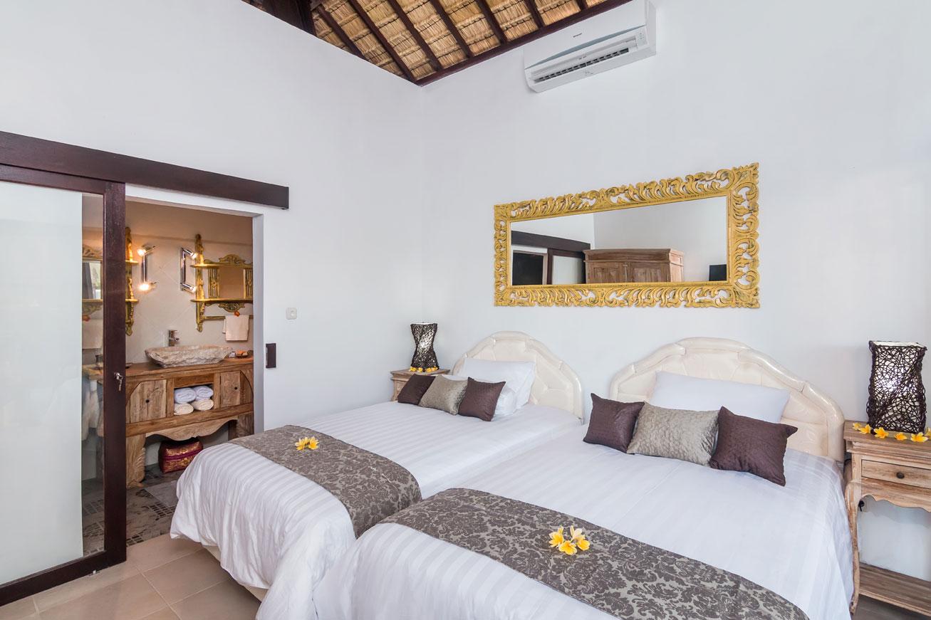 Two Bedroom Bali Villa Greentree Villas